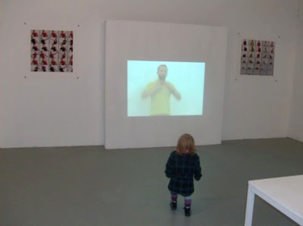 Installation view at WEP, Groningen