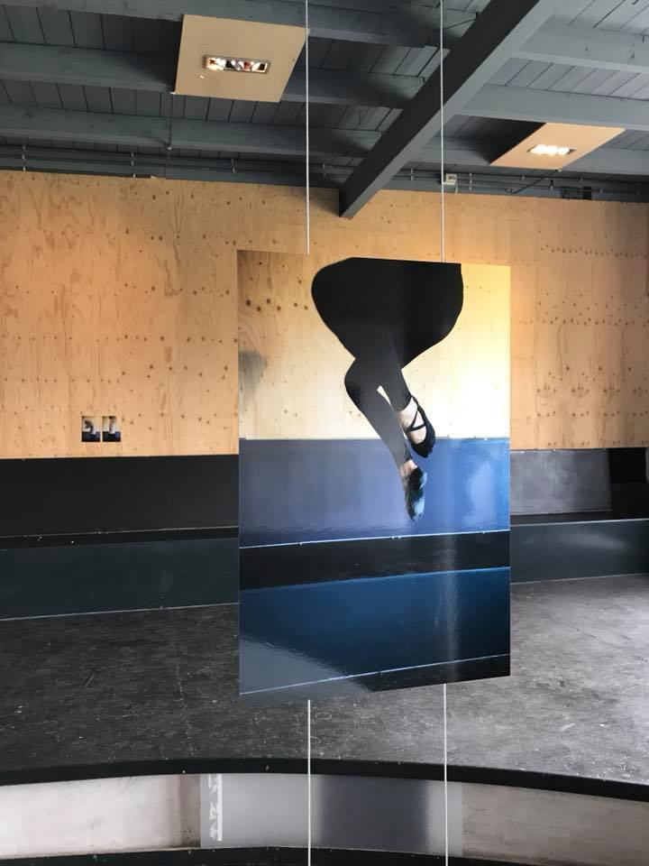Installation view at Kunsthal 45, Den Helder