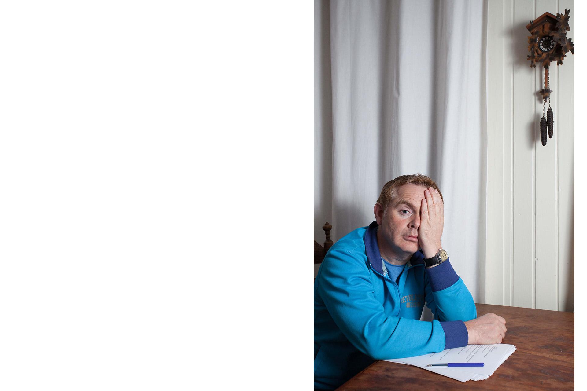 Portrait art works - Niek Barentse