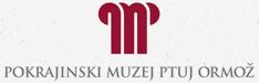 Pokrajinski muzej Ptuj Ormoz Logo-nov